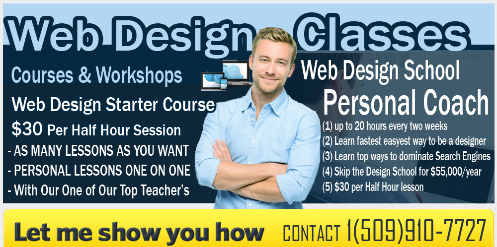 Yakima Web Design School & SEO Services School